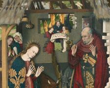 The Nativity Triptych