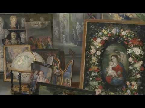 """Obras comentadas: Los sentidos, Pedro Pablo Rubens; Jan Brueghel """"el Viejo"""", (1617), por Alejandro Vergara"""