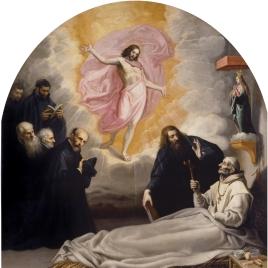 La muerte del Venerable Odón de Novara