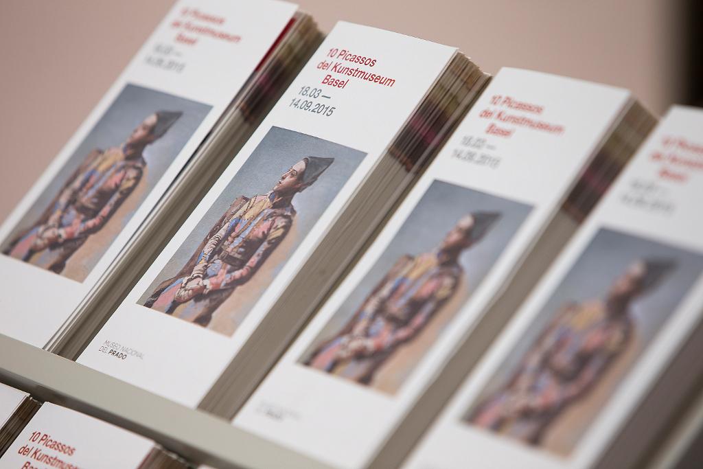 Exposición 10 Picassos del Kunstmuseum Basel
