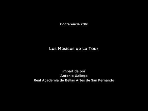 Conferencia: Los Músicos de La Tour
