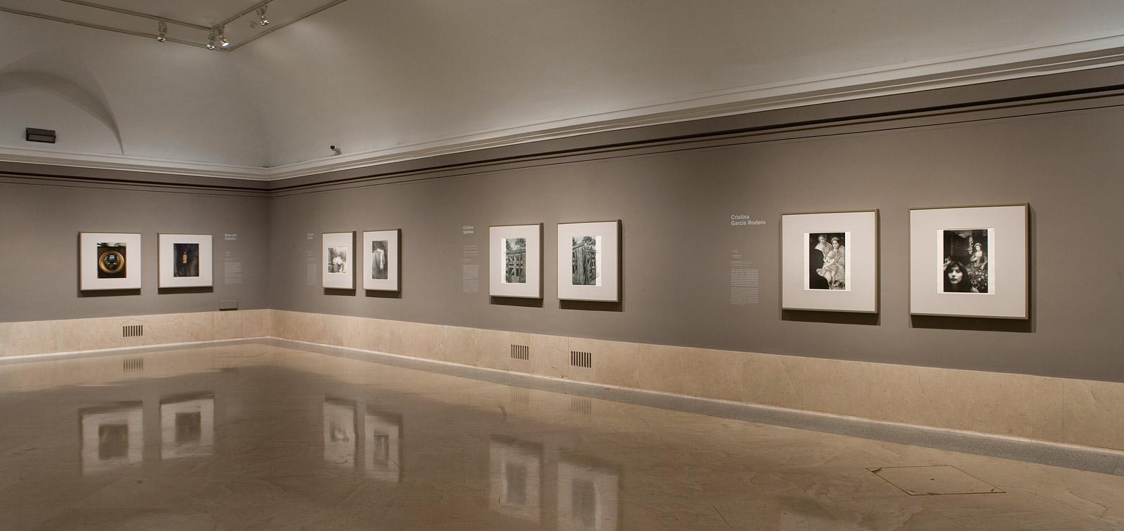 Doce artistas en el Museo del Prado