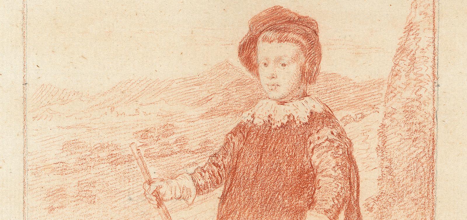 Dibujos españoles en la Hamburger Kunsthalle: Cano, Murillo y Goya