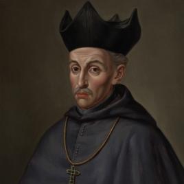 Pedro Tenorio, arzobispo de Toledo (copia)