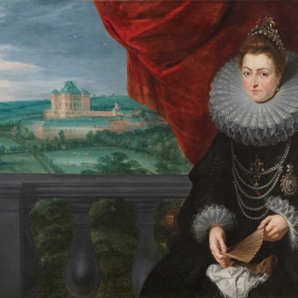 The Infanta Isabel Clara Eugenia