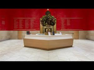 Descubriendo la Colección: Paneles en reconocimiento a donantes