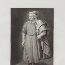 The Buffoon Barbarroja, don Cristóbal de Castañeda y Pernia