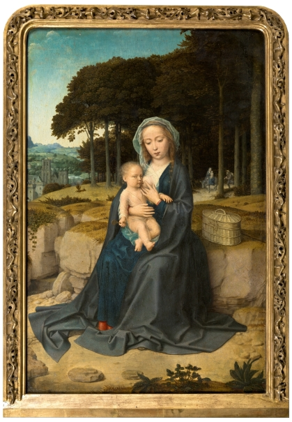 Rest on the Flight from Egypt
