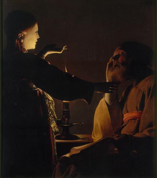 Aparición del ángel a san José