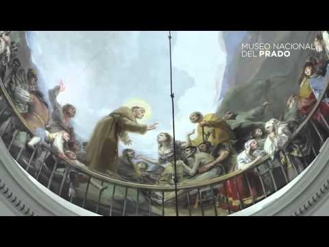 Goya en Madrid: San Antonio de la Florida