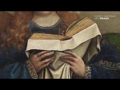 Obras comentadas: La Anunciación, Robert Campin (1420 - 1425), por Félix de Azúa