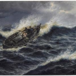 En alta mar o A la deriva