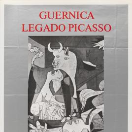 Guernica - Legado Picasso [Material gráfico].