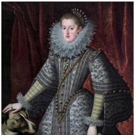 La reina doña Margarita de Austria