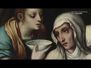 The Birth of the Virgin, by Luis de Morales