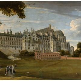 El Palacio Real de Bruselas (Palacio de Coudenberg)