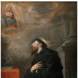 Visión de San Agustín