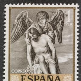 Serie de sellos Alonso Cano