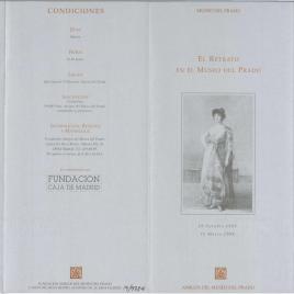 El retrato en el Museo del Prado / Amigos del Museo del Prado.