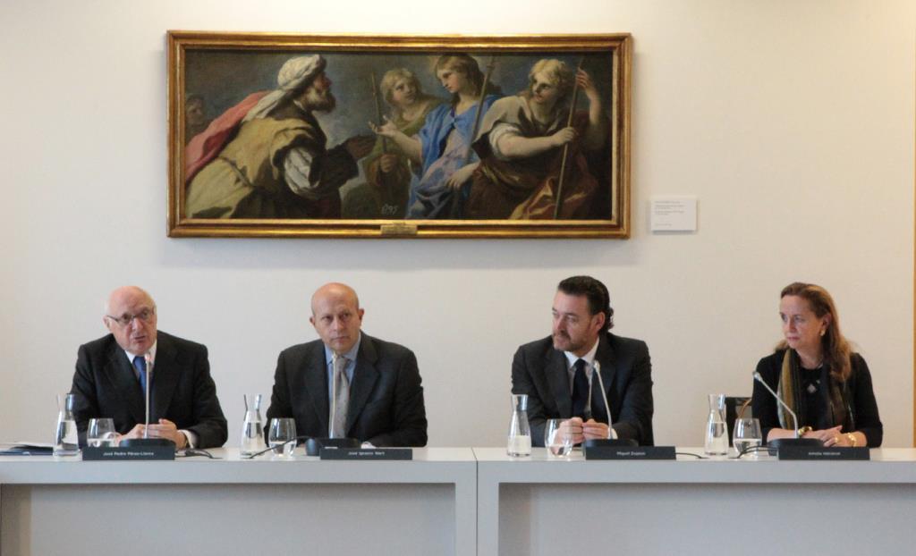 José Pedro Pérez-Llorca, nuevo presidente del Patronato del Museo del Prado