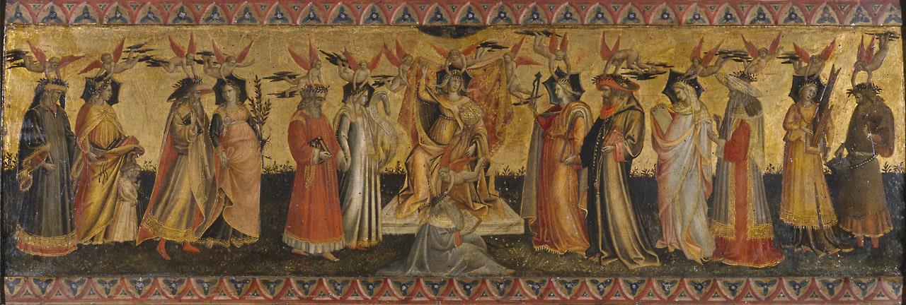 Ponte, Giovanni da. Giovanni di Marco di Sancto Stefano