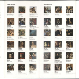 Plano : invierno 2012-2013 : español / Museo Nacional del Prado.