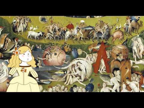Bosch the 5th centenary exhibition exhibition museo for El bosco el jardin de las delicias