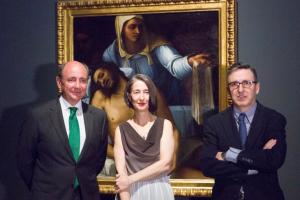 The Museo del Prado presents IN LAPIDE DEPICTUM. Italian painting on stone, 1530-1555