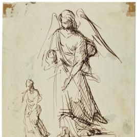 Apunte para Tobías y el ángel