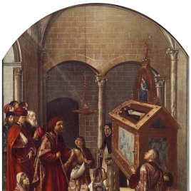 The Adoration of the Tomb of Saint Peter Martyr