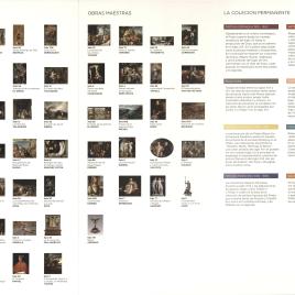 Plano : otoño - invierno 2007/08 / Museo Nacional del Prado.