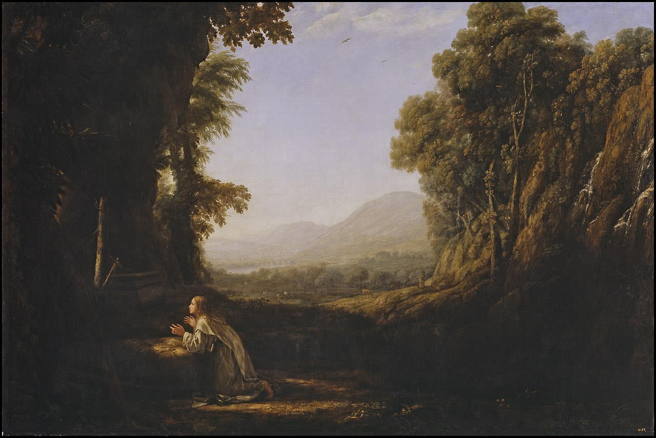 Lorena, Claudio de. Le Lorrain