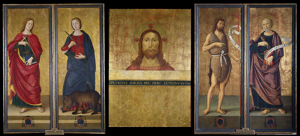 Antoniazzo Romano. Antonio di Benedetto Aquili