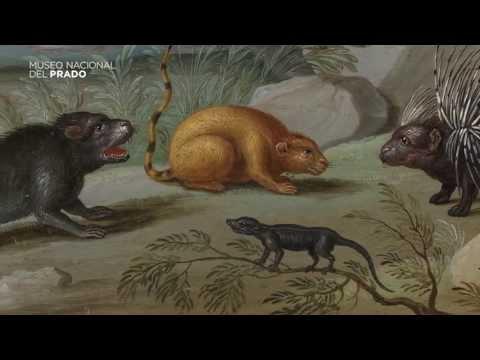 """Obras comentadas: Europa y Asia, Jan van Kessel """"el Viejo"""", (1660), por Almudena Sánchez"""