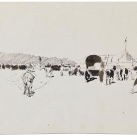 Circo en el pueblo