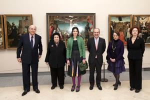 El Museo del Prado inaugura sus nuevas salas de pintura española del Románico al Renacimiento