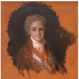 Carlos María Isidro de Borbón y Borbón-Parma, infante de España