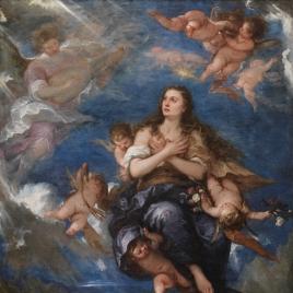 La asunción de la Magdalena