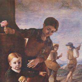 El niño en el Museo del Prado [Material gráfico] / Museo Nacional del Prado.