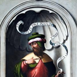 El profeta Habacuc