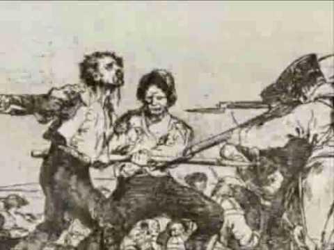 Goya en tiempos de guerra