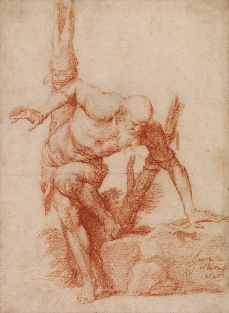 El dibujo en Valencia, 1500-1700. Ribera en Nápoles
