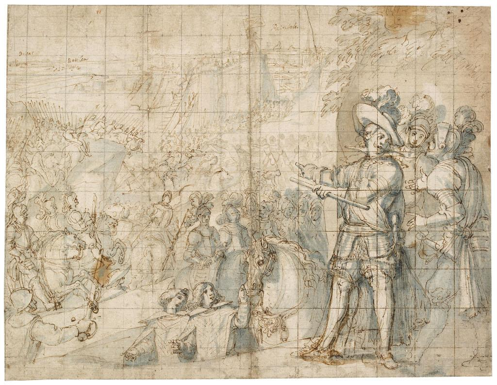 Madrid, capital artística, 1600-1700