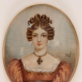 Laure-Adélaide Saint-Martin-Permon, duquesa de Abrantès