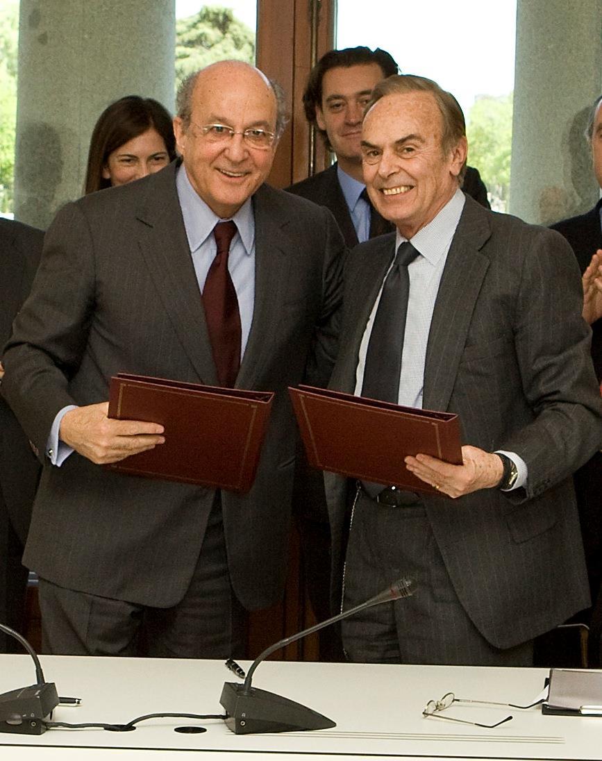 El Museo del Prado y la Fundación Amigos del Museo del Prado refuerzan su compromiso mutuo con la firma de un convenio de colaboración