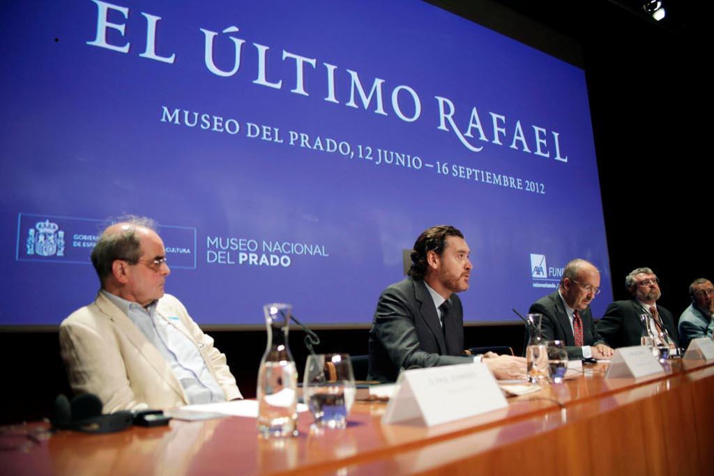El último Rafael en el Prado